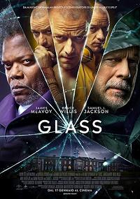 glass locandina