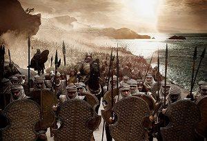 esercito persiano