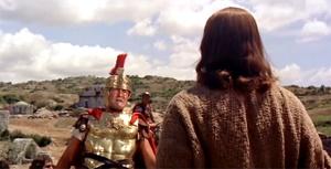 gesù e il centurione