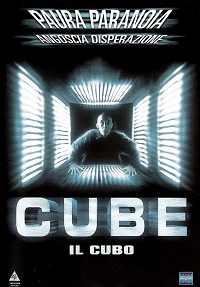 cube locandina