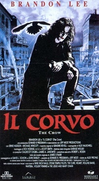 il corvo locandina