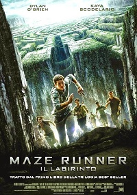 maze runner - il labirinto locandina