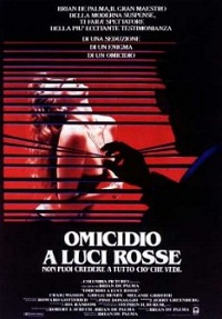omicidio a luci rosse locandina