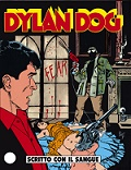 dylan dog scritto con il sangue