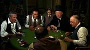giocatori al tavolo di poker