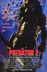 predator 2 locandina