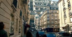 città sotto sopra