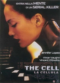 the cell locandina