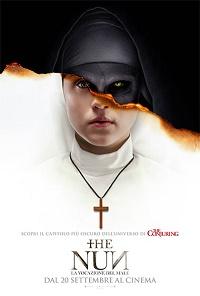 the nun locandina