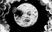 razzo nell'occhio della luna