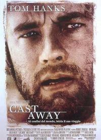 cast away locandina