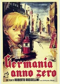 germania anno zero locandina