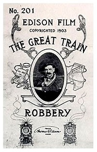 la grande rapina al treno locandina