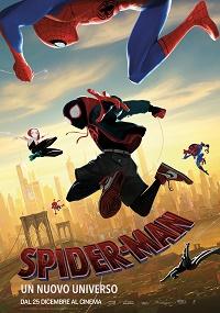 spider-man: un nuovo universo locandina