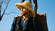van gogh con cappello di paglia
