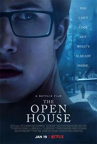the open house locandina