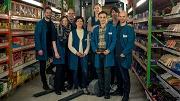 staff supermercato