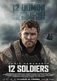 12 soldiers locandina