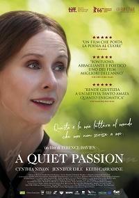 a quiet passion locandina