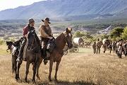 i sisters a cavallo