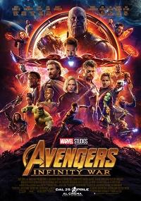 avengers: infinity war locandina