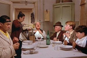pranzo di famiglia amarcord