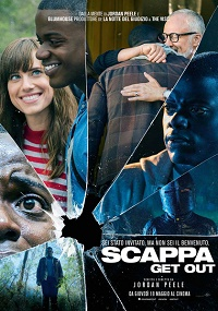 scappa - get out locandina