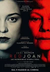red joan locandina
