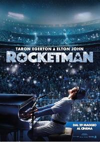 rocketman locandina