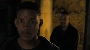 Will Smith giovane in Gemini Man