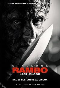 rambo last blood poster