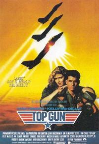 top gun locandina