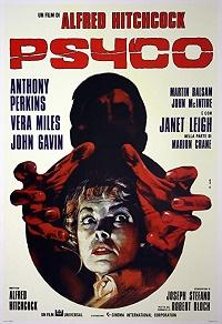 psyco poster