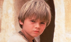 child anakin