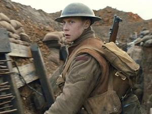 1917 soldato