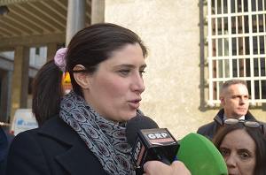 sindaca di Torino Chiara Appendino