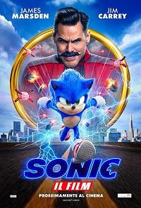 sonic - il film poster
