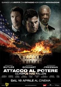 attacco al potere poster