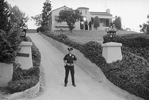omicidio sharon tate villa