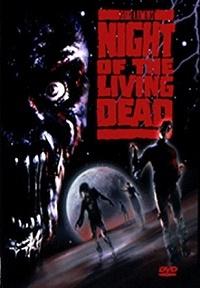 la notte dei morti viventi savini poster