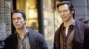 christian bale e hugh jackman the prestige