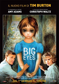 big eyes locandina