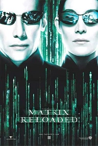 matrix reloaded locandina