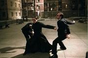 neo vs agents matrix reloaded
