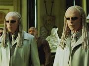 i gemelli matrix reloaded