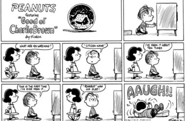 vignetta peanuts