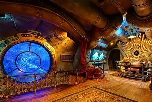 salone principale nautilus