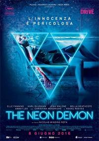 the neon demon locandina