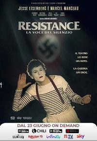 resistance locandina