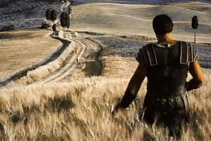 san quirico d'orcia il gladiatore